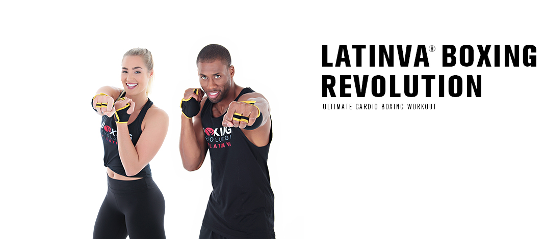 Latinva Boxing Revolution